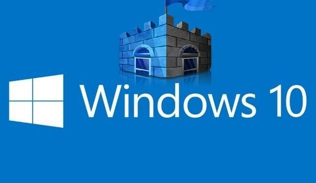 windows defender 10 - migliori antivirus per windows 10