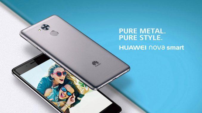 Come fare Hard reset Huawei Nova Smart