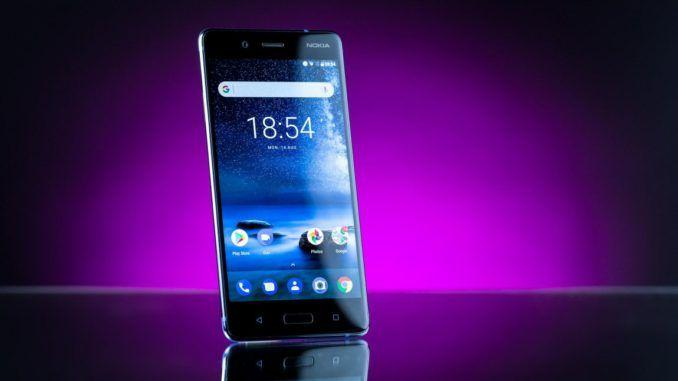 Come fare screenshot su Nokia 8