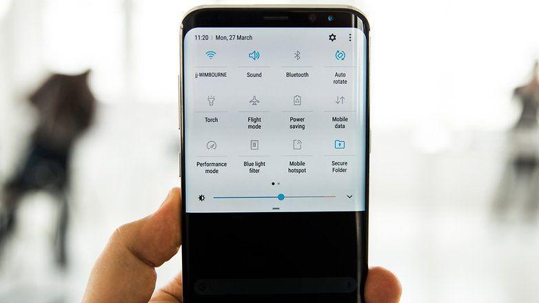 Come usare il Galaxy S8 come Hotspot