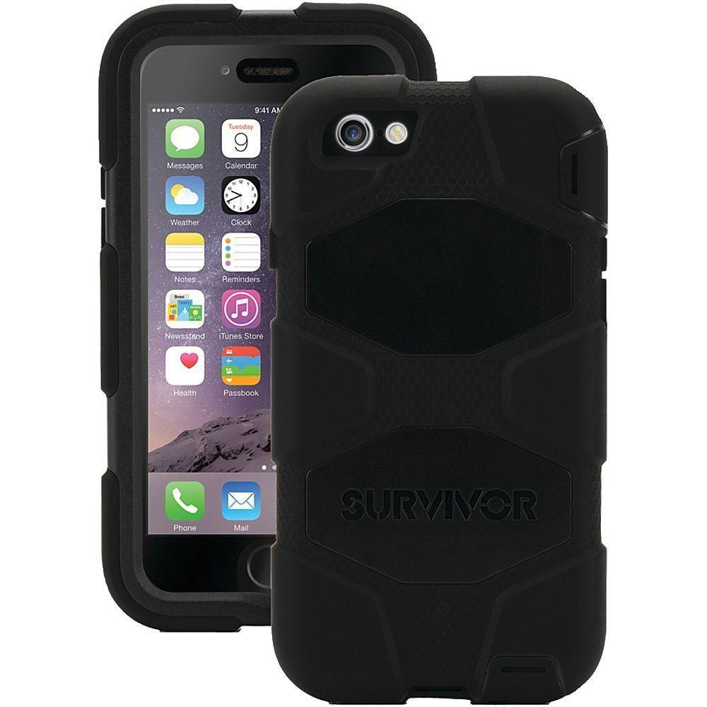 Le migliori cover e custodie per iPhone 8 e iPhone 8 Plus - Griffin Survivor All-Terrain Custodia