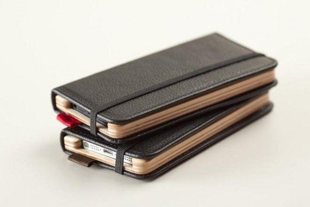 Le migliori cover e custodie per iPhone 8 e iPhone 8 Plus - Pad & Quill Little Pocket Book