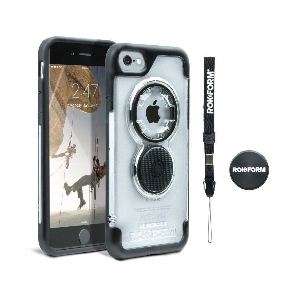 Le migliori cover e custodie per iPhone 8 e iPhone 8 Plus - Rokform Crystal iphone 8