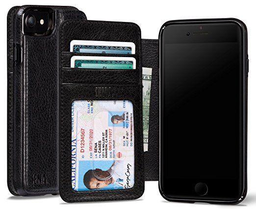 Le migliori cover e custodie per iPhone 8 e iPhone 8 Plus - Sena Wallet Book