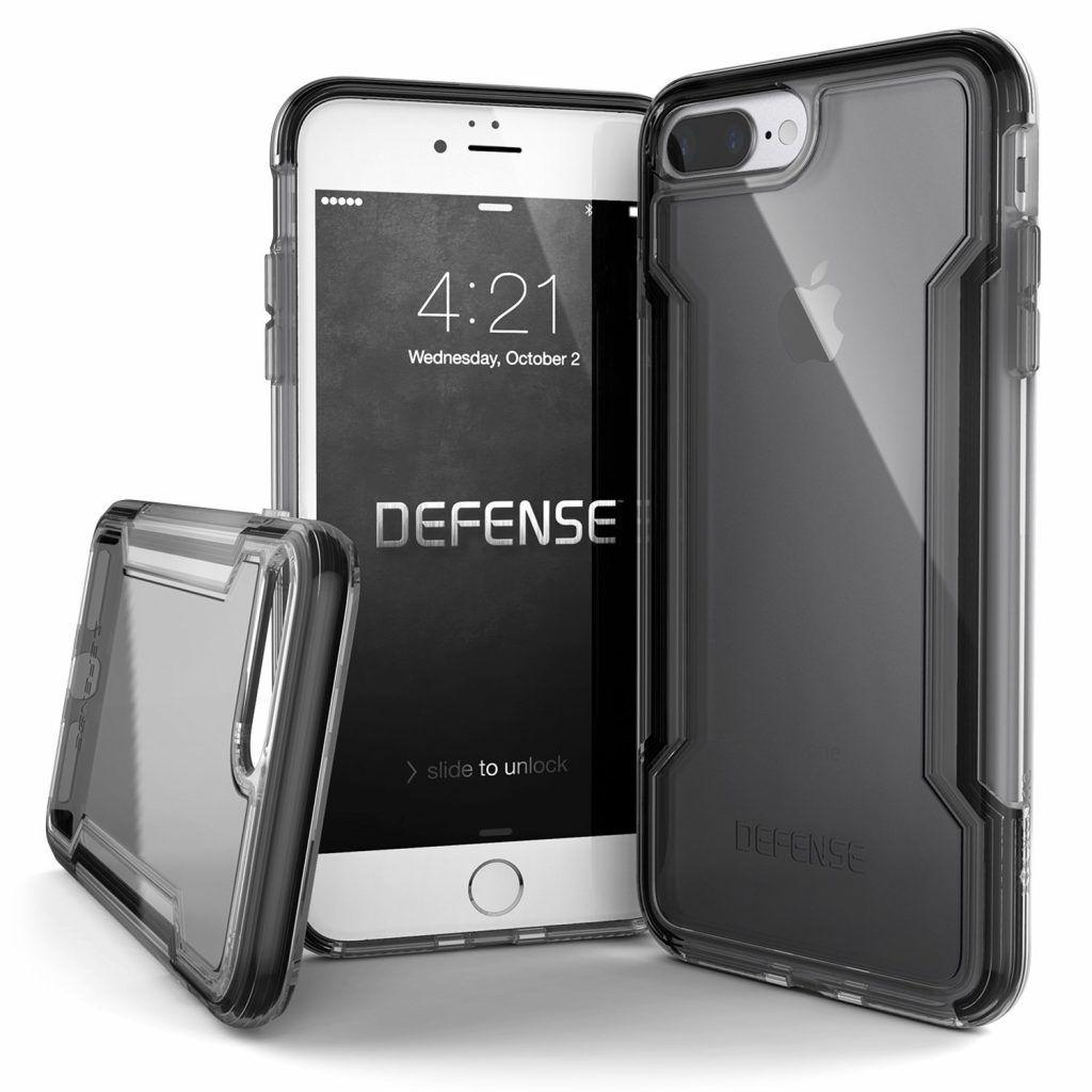 Le migliori cover e custodie per iPhone 8 e iPhone 8 Plus -X-Doria Defense Clear