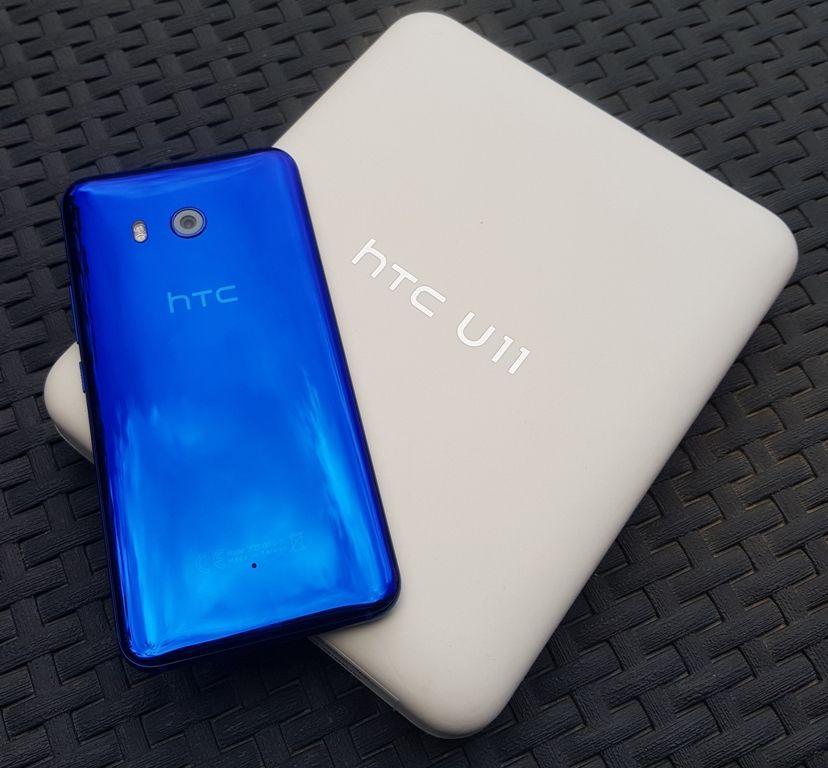 RECENSIONE HTC U11 CONFEZIONE E RETRO
