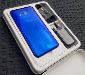 RECENSIONE HTC U11 CONTENUTO CONFEZIONE