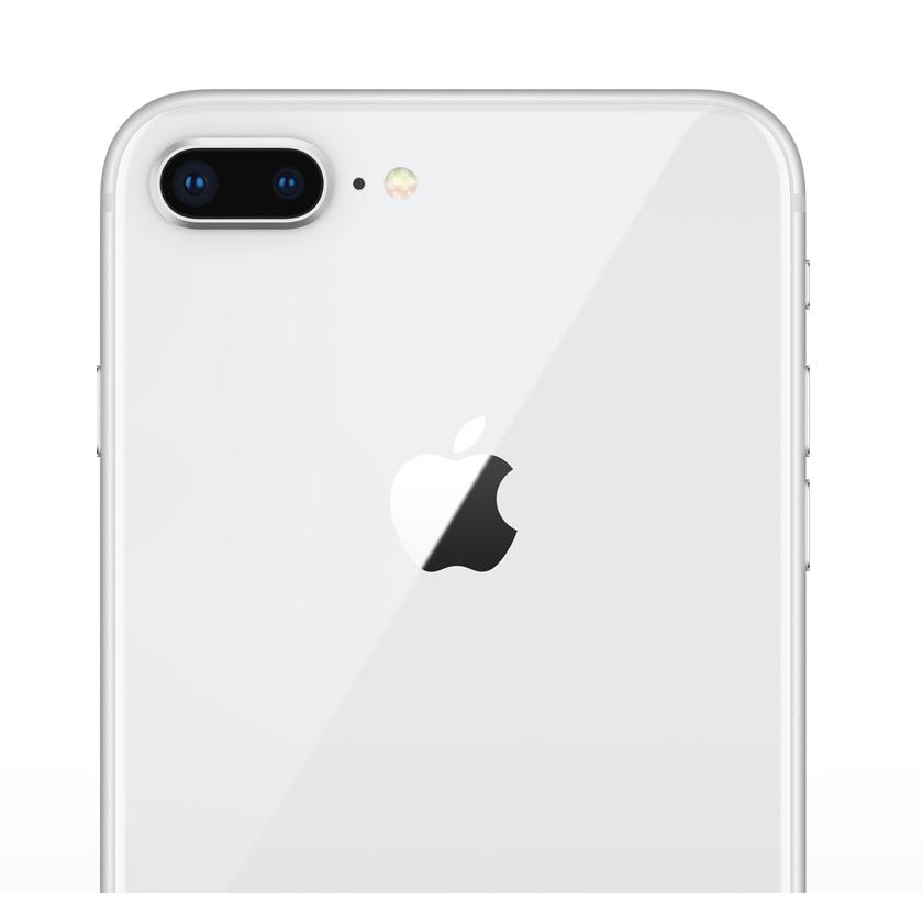 dettaglio fotocamera posteriore iphone 8 retro