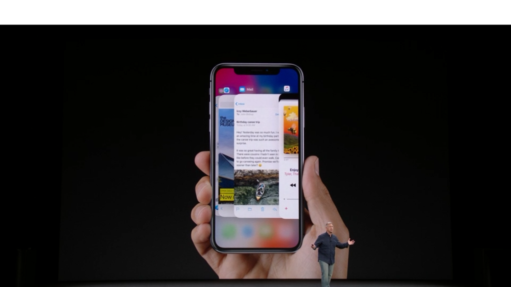 Design iPhone X