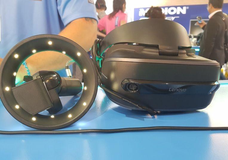 Realtà virtuale, ecco i progetti di Lenovo