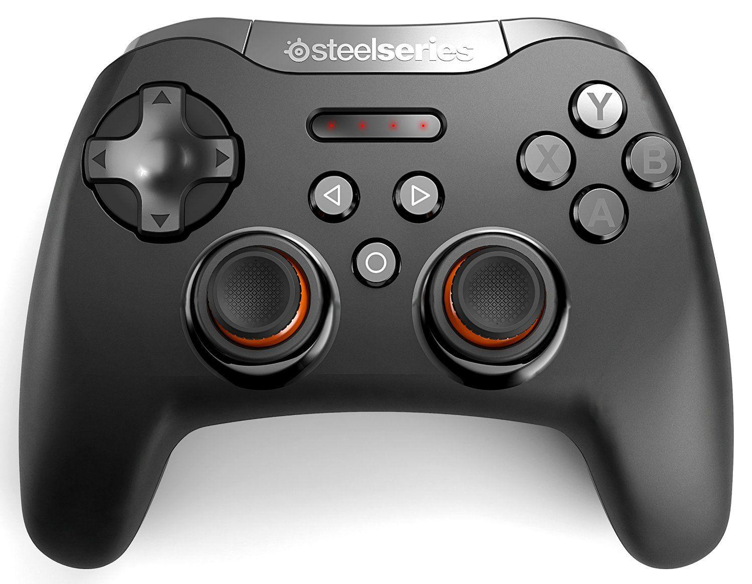 migliori controller bluetooth - SteelSeries Stratus XL