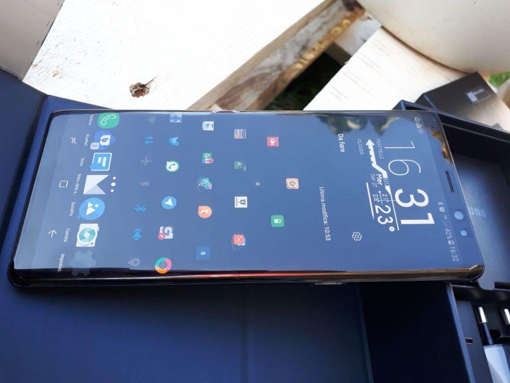Galaxy Note 8: trucchi e funzioni nascoste s-pen android