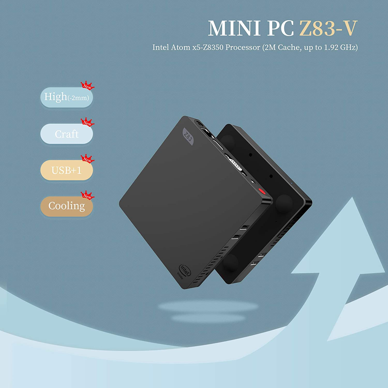 L'economico Mini PC SeeKool Z83-V