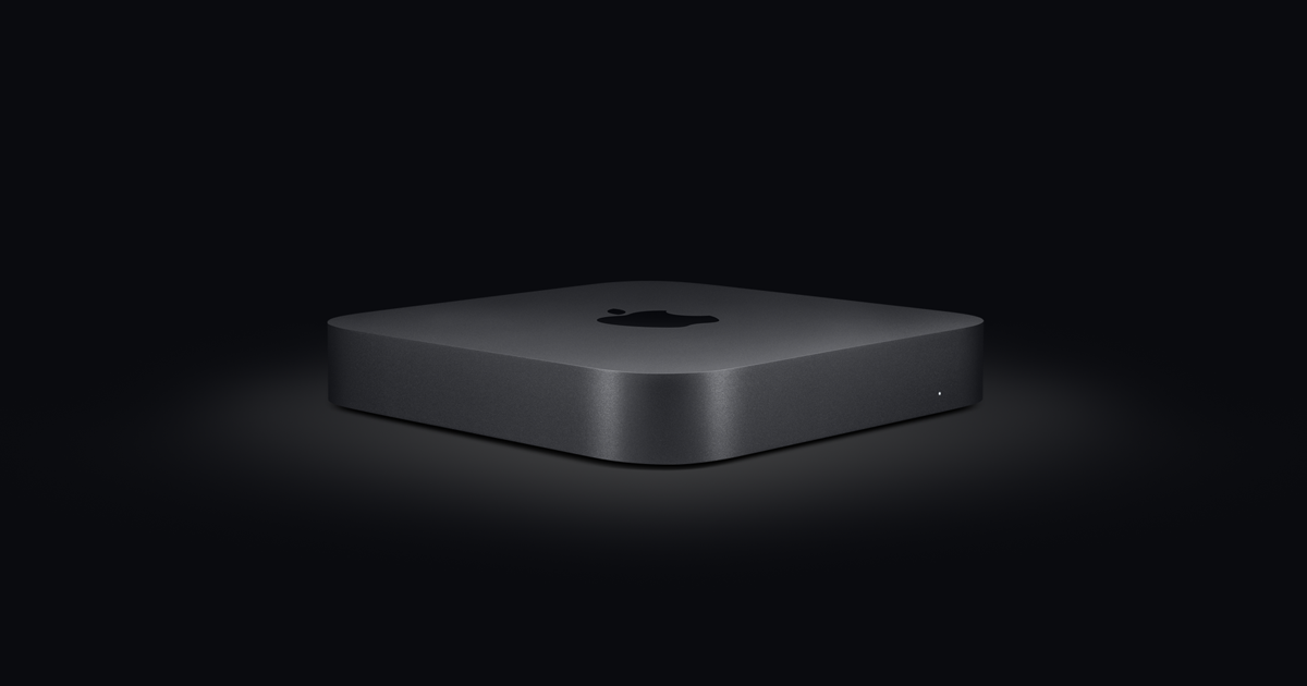 L'apprezzato Apple Mac mini, il miglior Mini PC