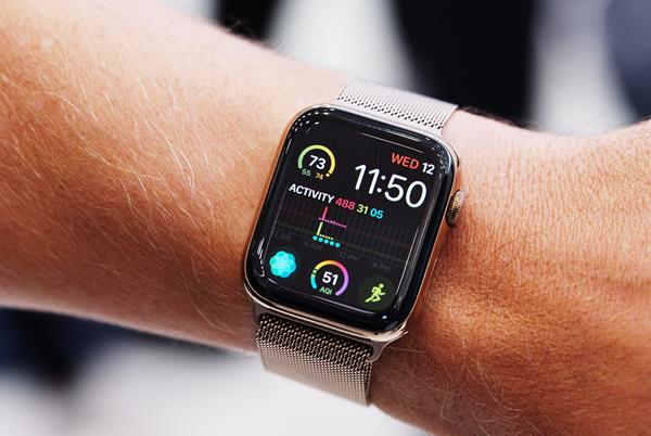 Migliori smartwatch top di gamma: Apple Watch Series 4