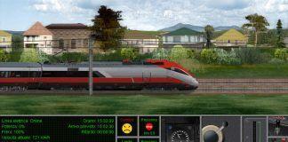 Come guidare il treno al PC