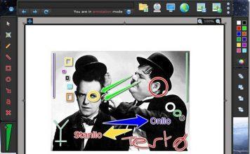 Come scrivere e disegnare sulle foto con Szoter online e per PC gratis