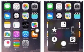 Come usare iPhone, iPad, iPod con il tasto Home rotto