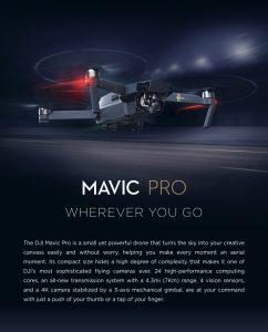 DJI Mavic Pro - immagine 1