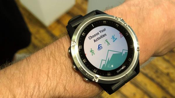 Migliori smartwatch top di gamma: Garmin Fenix 5