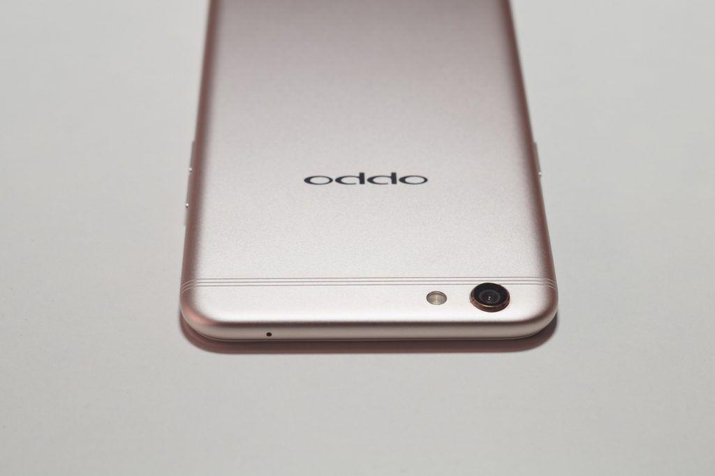 Oppo R9S - dettaglio fotocamera