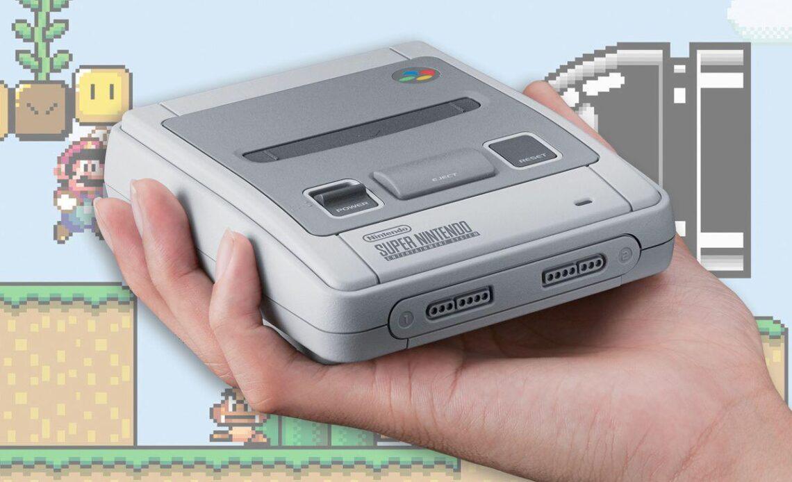 Recensione SNES Classic Mini