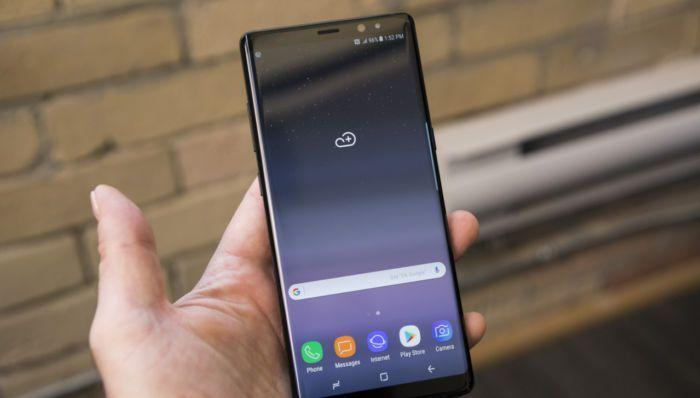 Teardown Samsung Galaxy Note 8