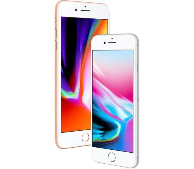 iPhone 8 vs iPhone X caratteristiche