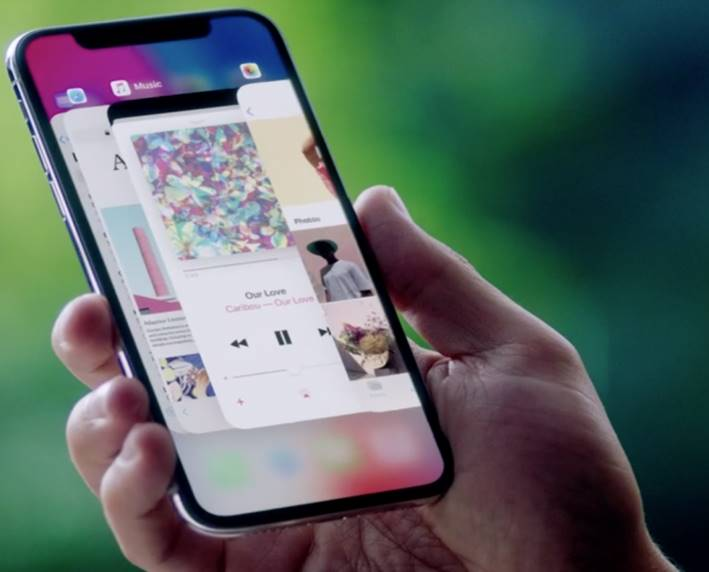 iPhone X come si spegne guida