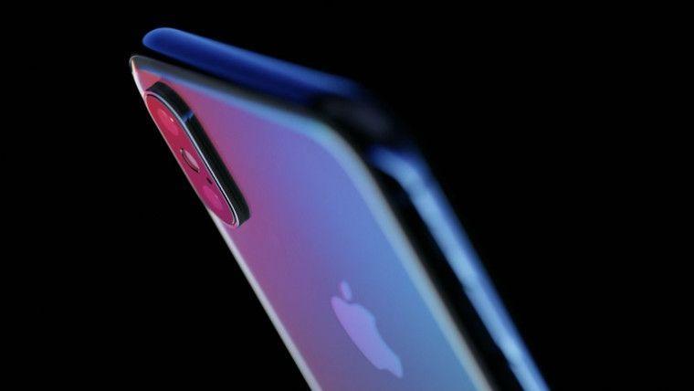 iPhone X come si spegne