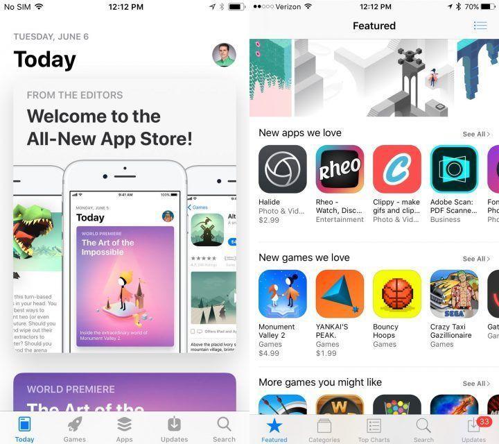 Alcune app sono sparite dopo l'aggiornamento ad iOS 11 o non sono funzionanti: perchè?