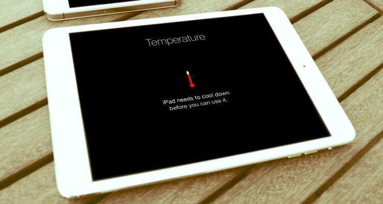 Dopo l'aggiornamento ad iOS 11, alcuni iPad e iPhone soffrono di surriscaldamento: ecco come risolverlo