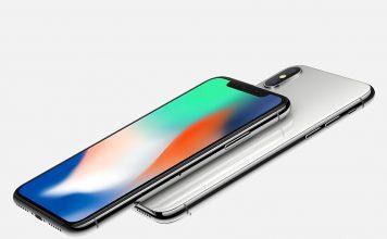 iphone x fronte e retro