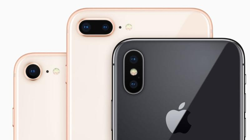 confronto fotocamere iphone x iPhone 8