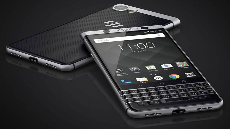 Blackberry KeyOne tastiera QWERTY
