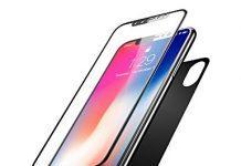 Come proteggere vetro posteriore di iPhone X