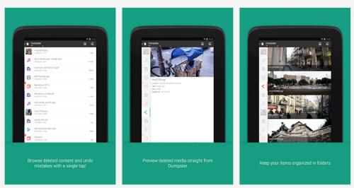 Come recuperare le foto eliminate da Android