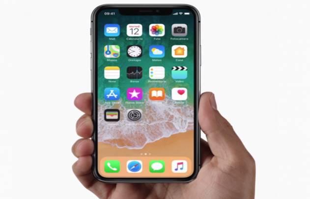 Come visualizzare la percentuale della batteria Phone X