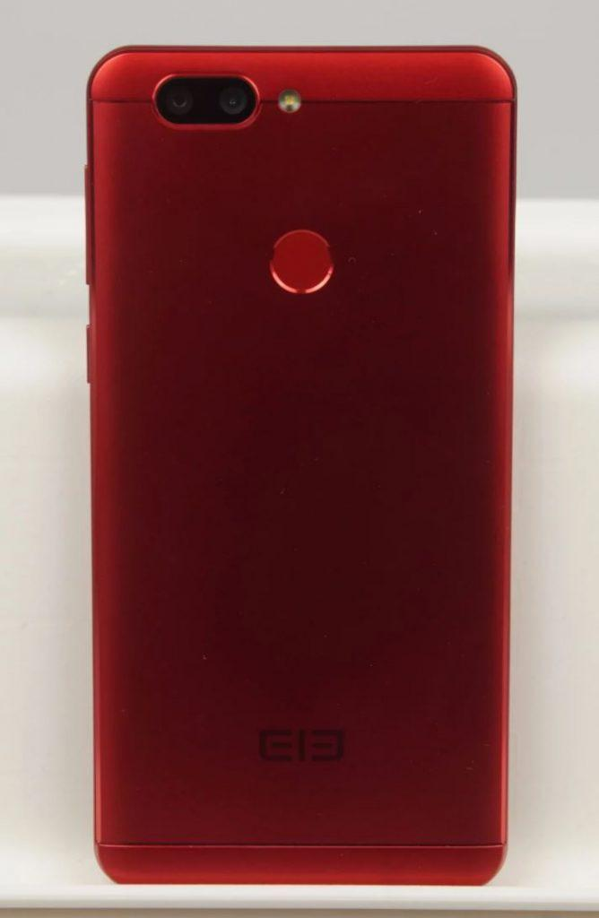 Elephone P8 Mini retro