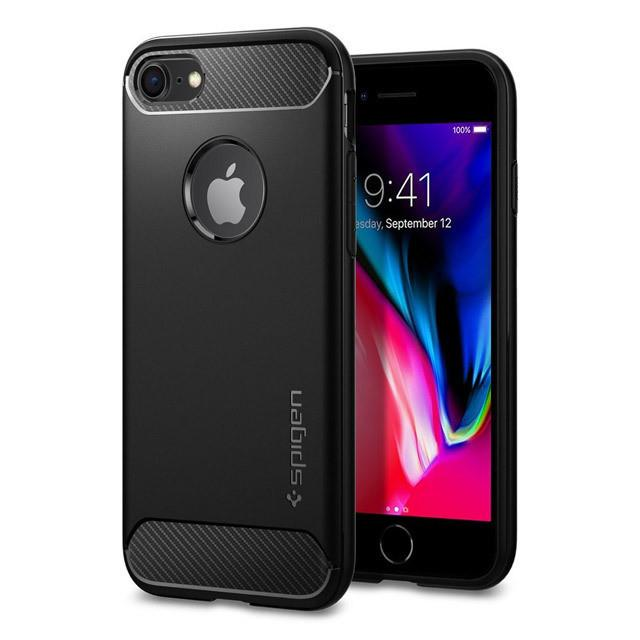 custodia iphone 8 plus caricatore