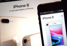 Iphone 7 e iPhone 8