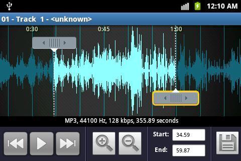 Le migliori app per tagliare la musica