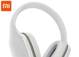 Xiaomi Mi Headphones offerta tomtop
