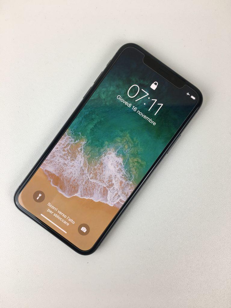 iphone x recensione