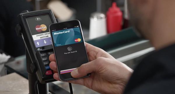Sicurezza Apple Pay