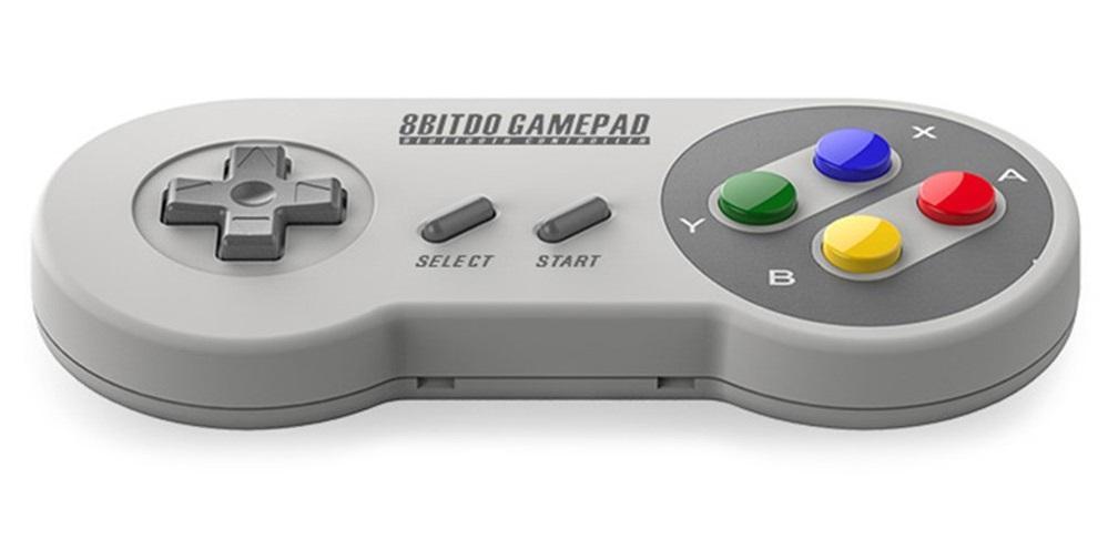 8Bitdo SFC30 Wireless Bluetooth Pro Game Controller