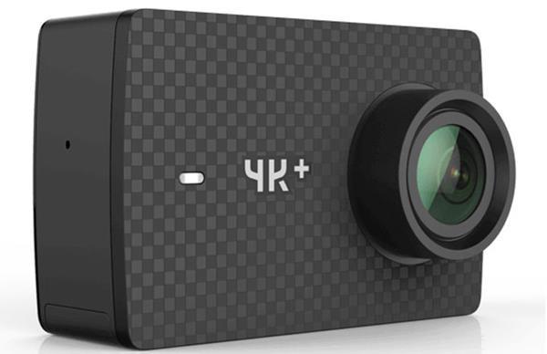 Action Camera YI 4K+