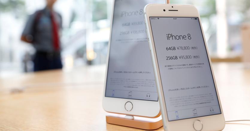 iPhone 8 e 8 Plus – 10 trucchi per aumentare la durata della batteria