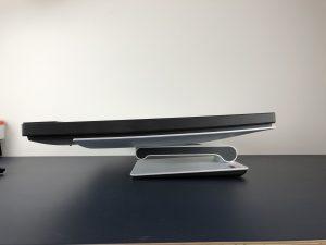 Dell Inspiron 24AIO5475 chiuso per touch orizzontale