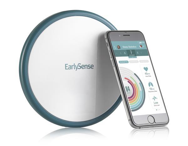 Migliorare il sonno: EarlySense Live